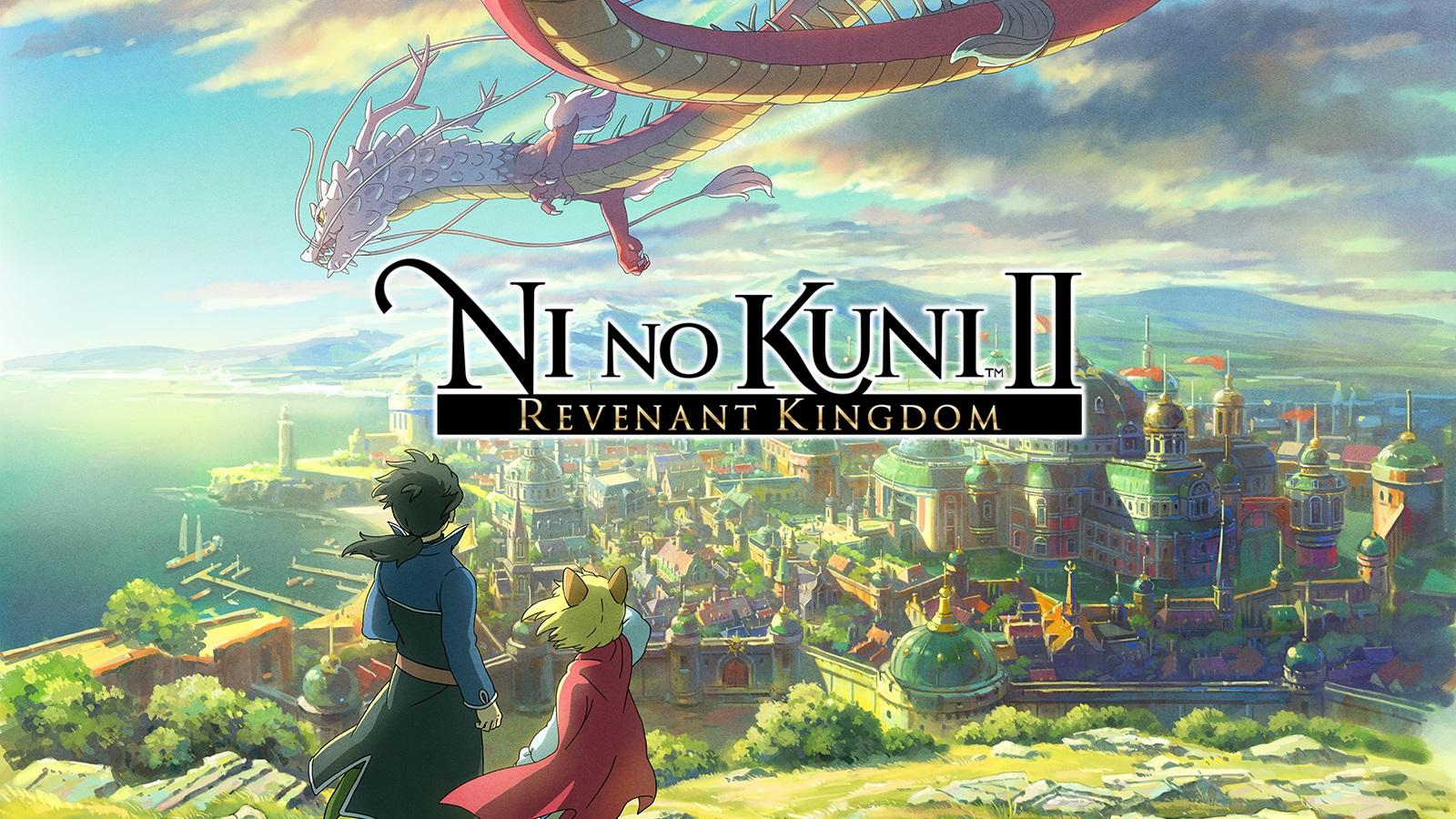 Ni no Kuni II: Revenant Kingdom - The Prince's Edition Switch rating surfaces - Nintendo Everything