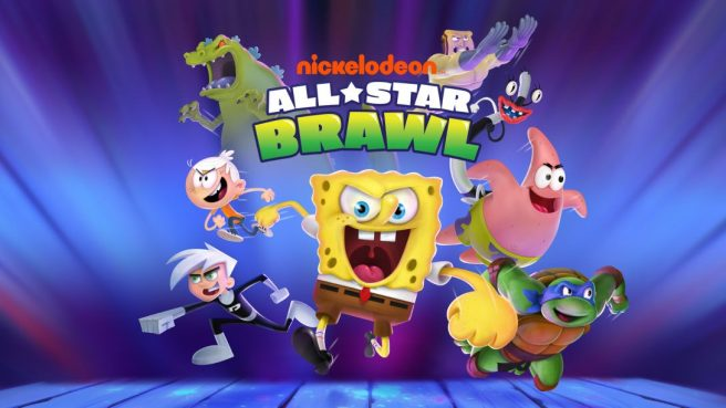 Nickelodeon All-Star Brawl release date file size