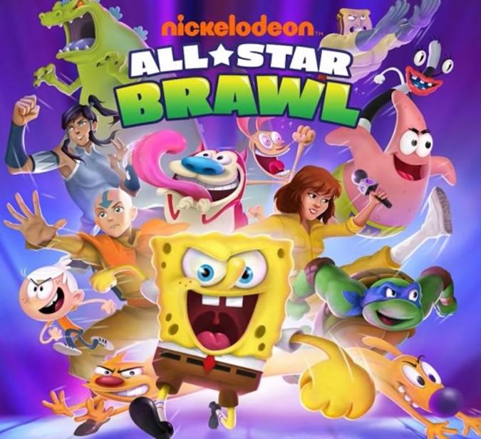 Nickelodeon All-Star Brawl leak