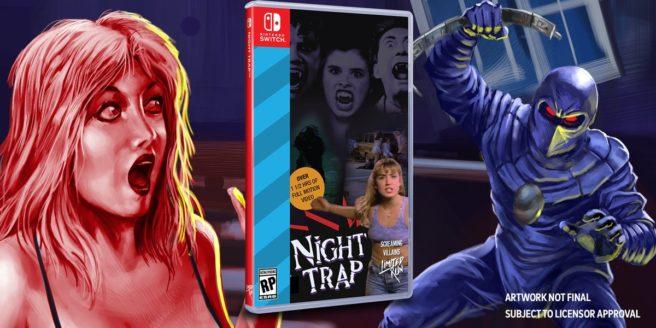 Night Trap - Nintendo Switch