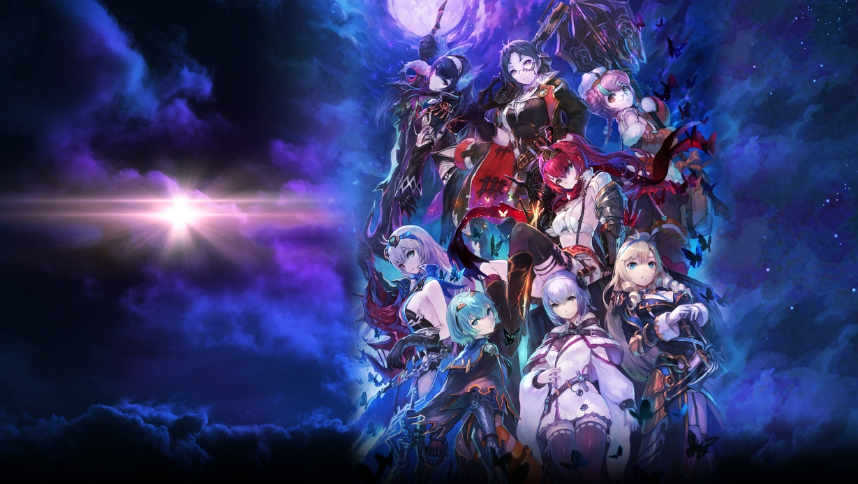 Nights Of Azure 2 Update Out Now Version 1 0 1 Nintendo Everything