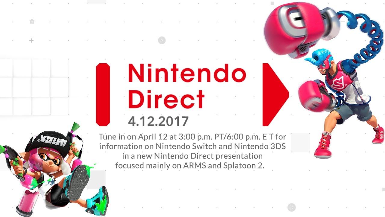 april 2017 nintendo direct official recap nintendo everything