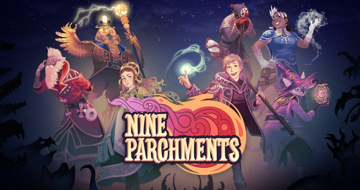 North American Switch and 3DS eShop deals - Nine Parchments