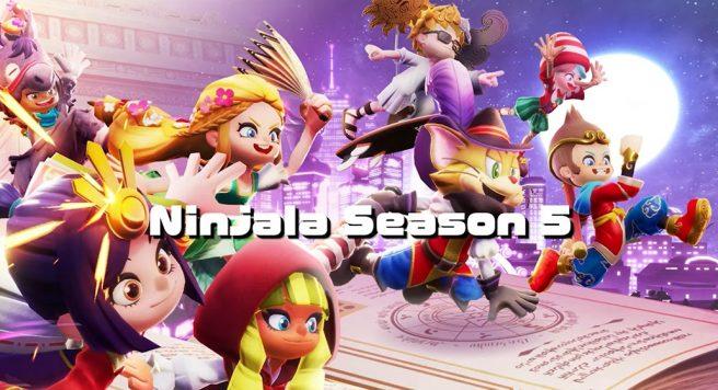 Ninjala Season 5