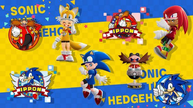 Ninjala - Sonic collaboration