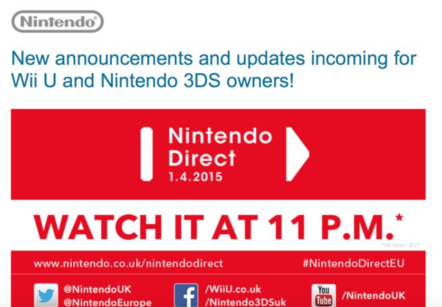 new nintendo direct will focus on games releasing through summer
