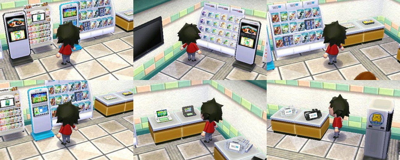 Nintendo-themed items spotted for Animal Crossing: Happy Home ...