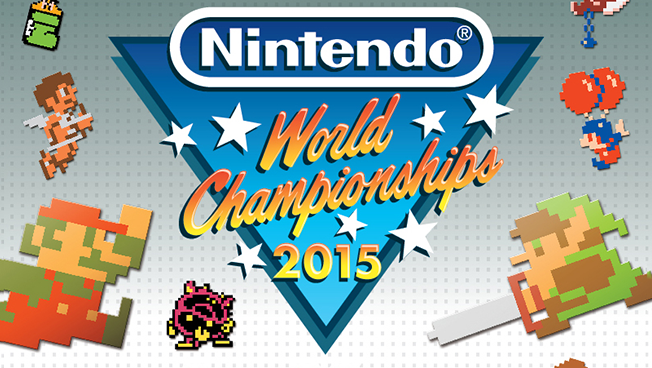Nintendo World Championships 2015 - new details announced (host, players, Splatoon)