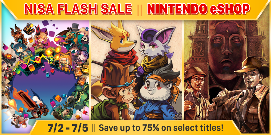 "NIS America hosting ""$10 and Under July 2020 Flash Sale"" - Nintendo Everything"
