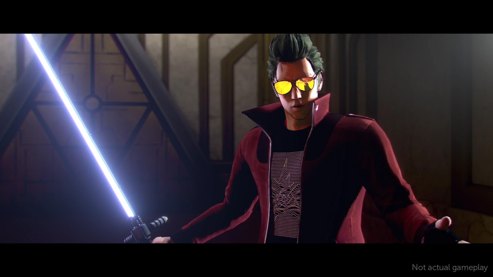 Suda51 says he's wanted to make No More Heroes 3 for awhile, Travis Strikes Again sales met expectations