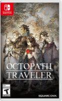 Octopath Traveler boxart