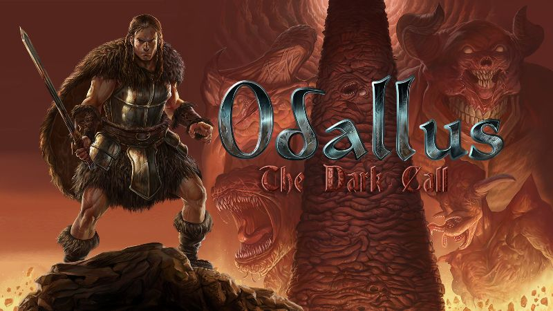 Odallus: The Dark Call and Oniken patches add new control scheme, TV