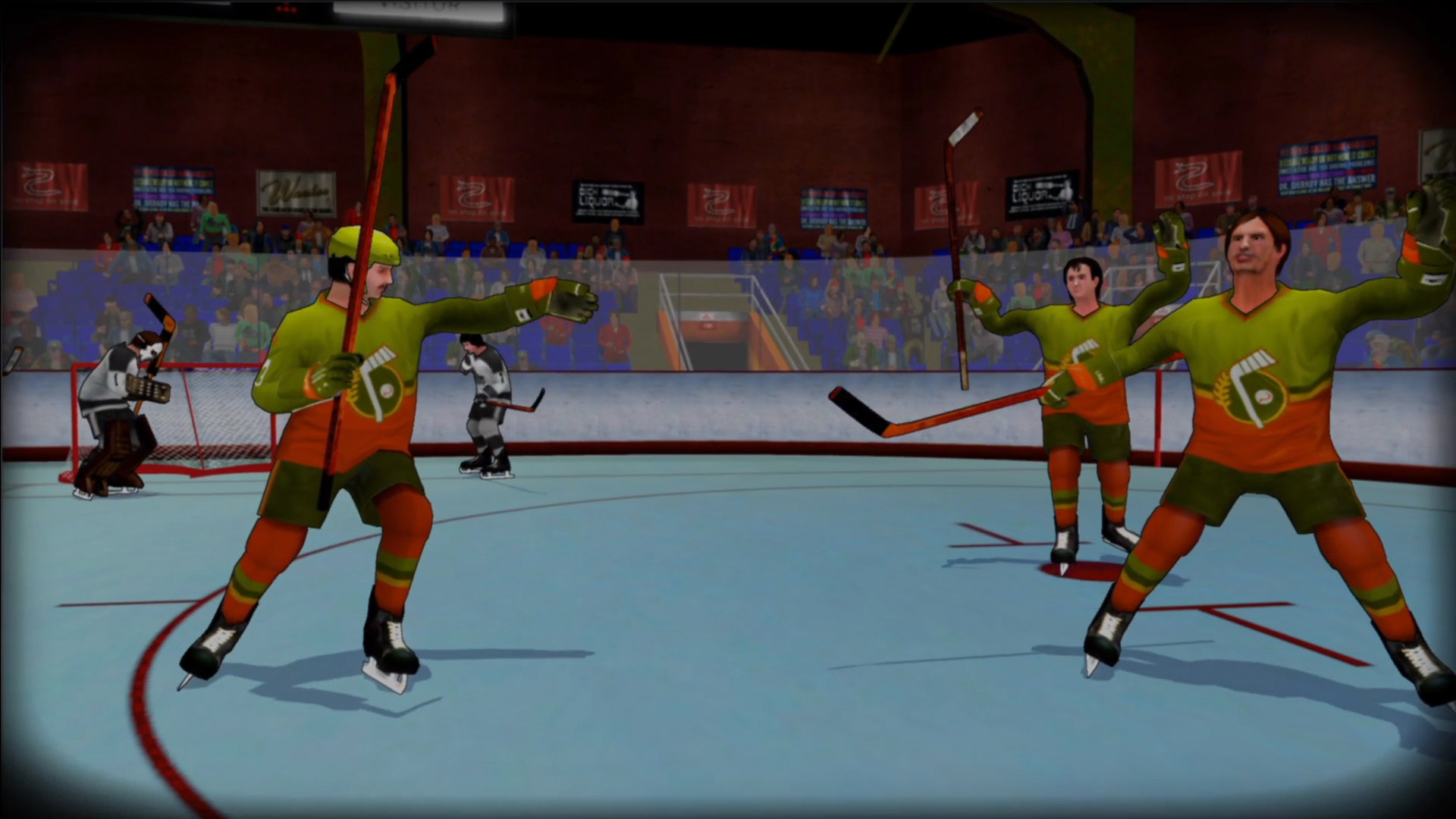 Old Time Hockey No Longer Coming To Switch Nintendo Everything
