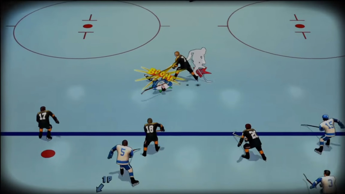 Old Time Hockey Coming To Switch Nintendo Everything