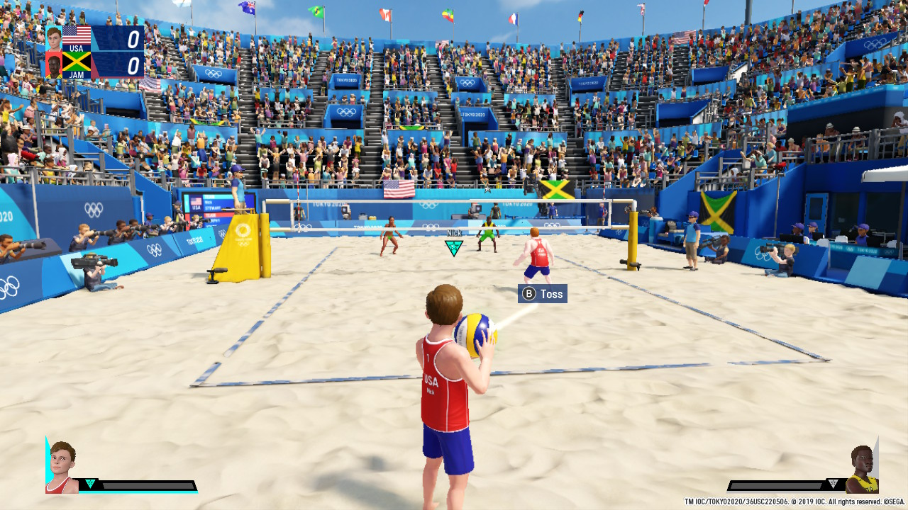 Olympic Games Tokyo 2020: The Official Videogame
