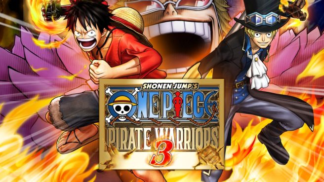 New One Piece: Pirate Warriors 3 Deluxe Edition update adds left and