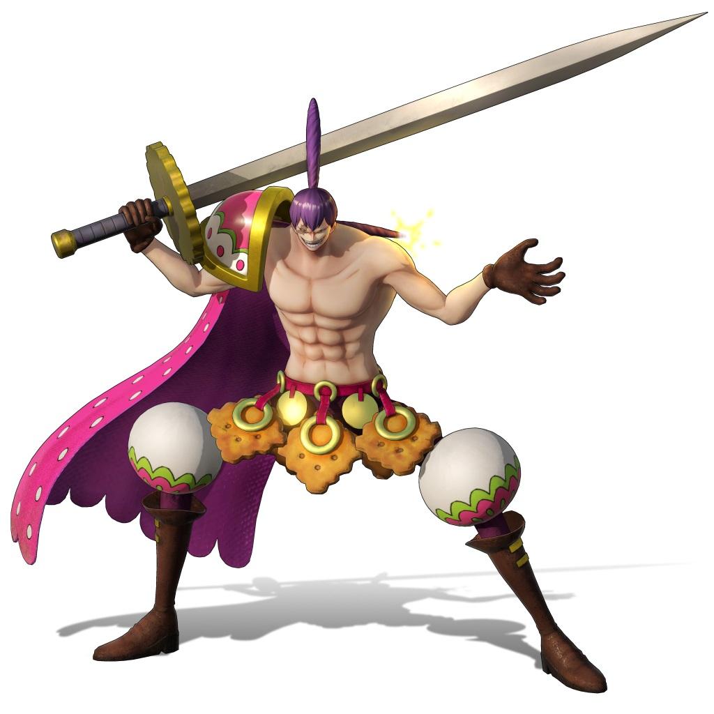 One Piece: Pirate Warriors 4 - Cracker DLC screenshots ...