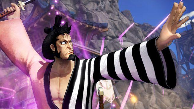 One Piece: Pirate Warriors 4 - Kin'emon