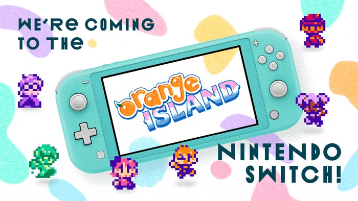 Action-adventure RPG Orange Island coming to Switch