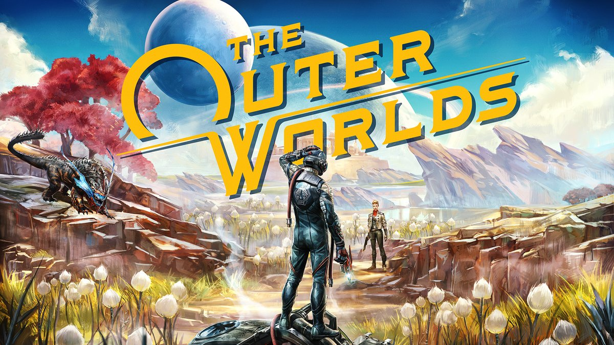 19 minutes of The Outer Worlds footage