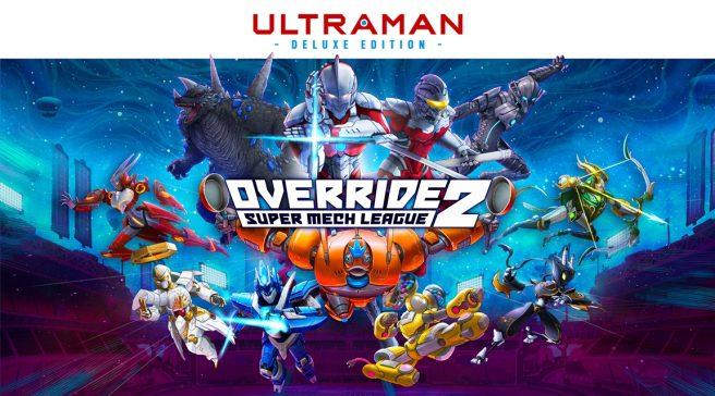 Override 2: Super Mech League Ultraman