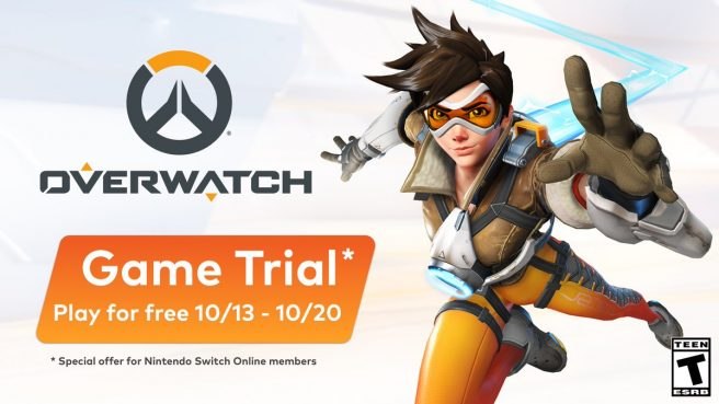 Overwatch Game Trial