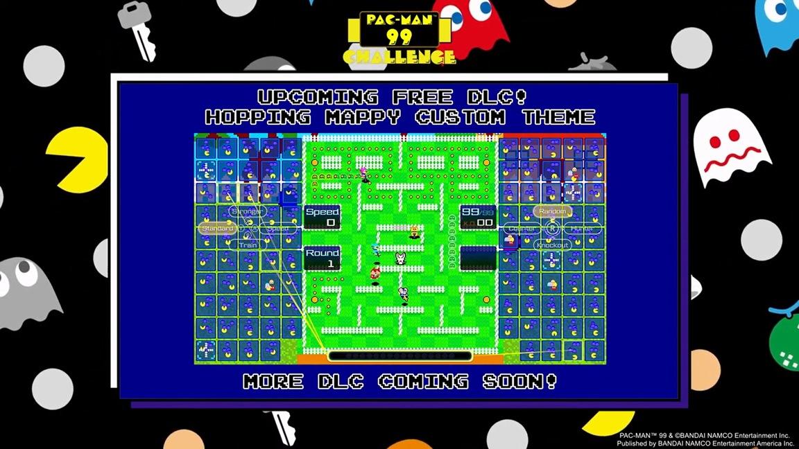 Pac-Man 99 DLC