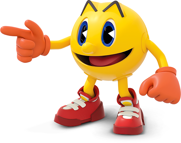 sakurai would have considered dropping pac man in smash if not