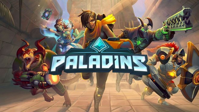 Paladins and Smite getting cross-play and cross-progression