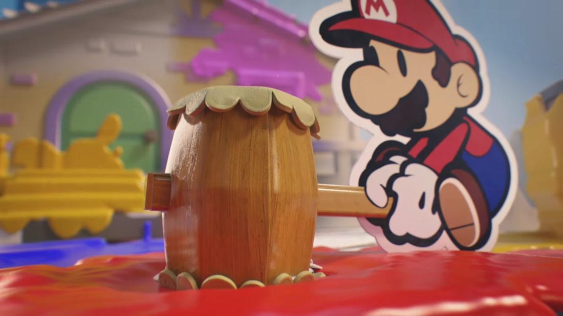Paper Mario Color Splash Reviews Roundup Nintendo
