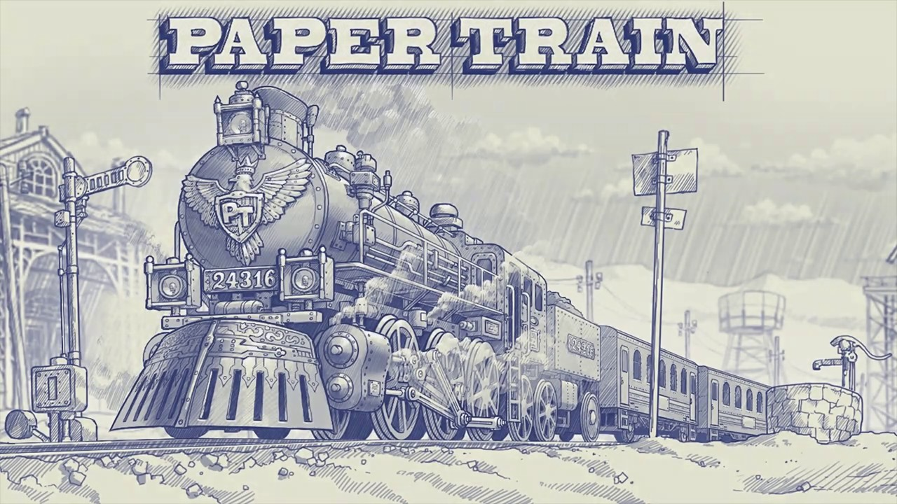 Paper Train hitting Switch on September 29