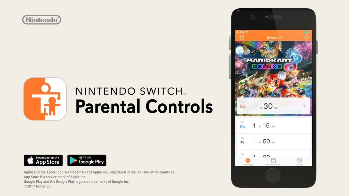 Mobile parental control apps