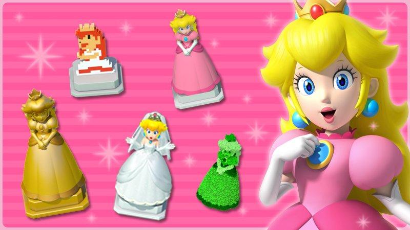 Super Mario Run Puts The Spotlight On Princess Peach With Super