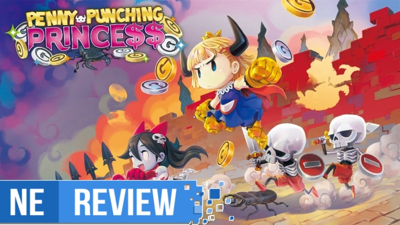 Review Penny Punching Princess Nintendo Everything
