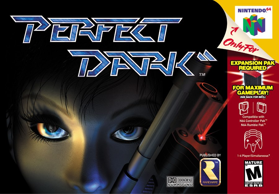 Former Rare devs on Perfect Dark - skipping GoldenEye 007 sequel, the name, requiring the Expansion Pak, more - Nintendo Everything