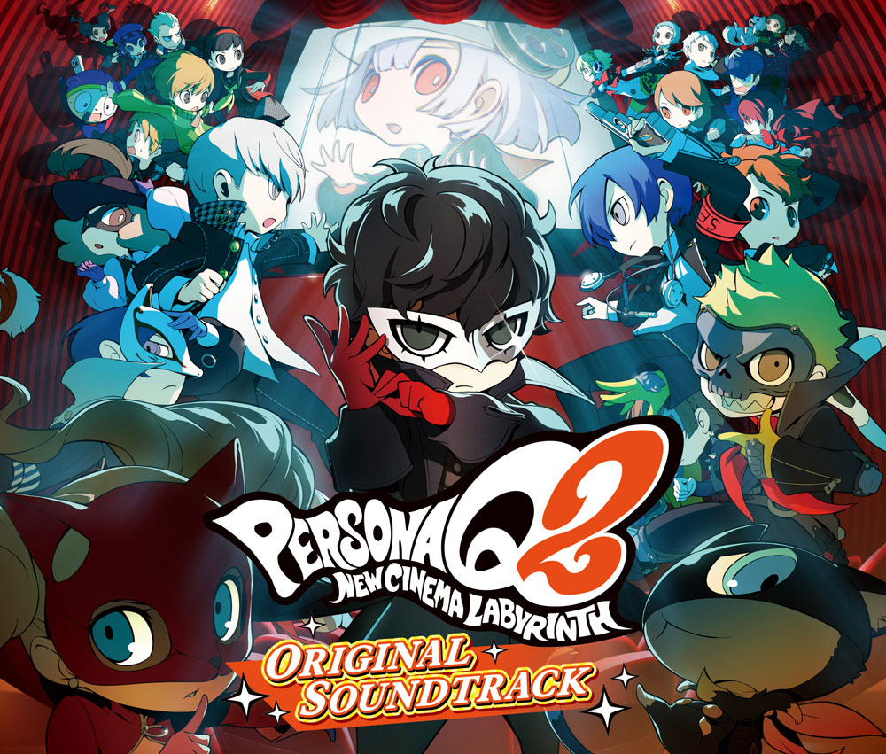 Persona Q2 soundtrack to be sold in Japan - Nintendo Everything