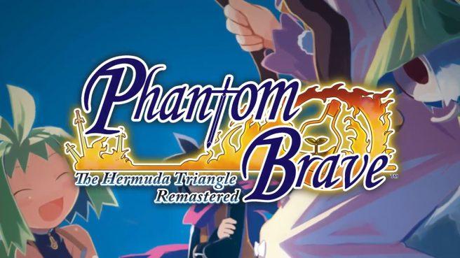 Prinny Presents NIS Classics Vol. 1 - Phantom Brave
