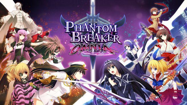 Phantom Breaker Omnia voice cast