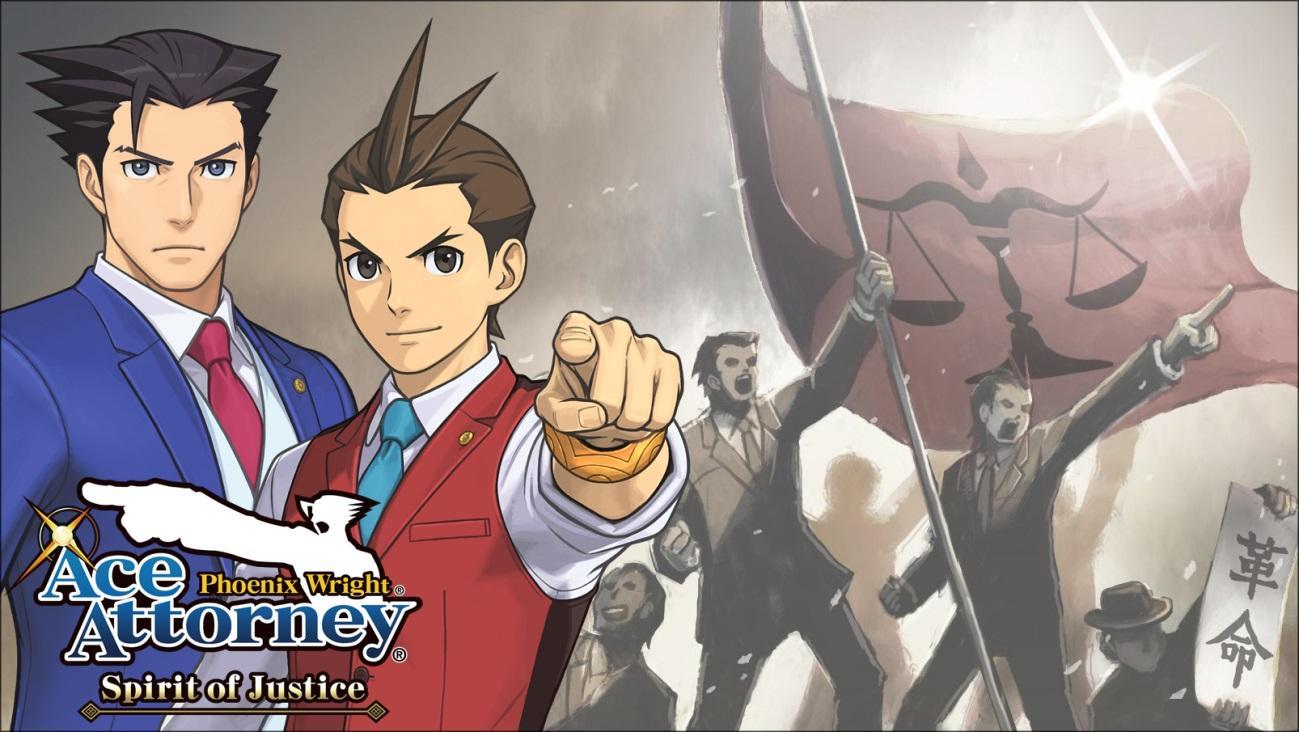 Latest Capcom Eshop Sale Includes First Phoenix Wright Ace