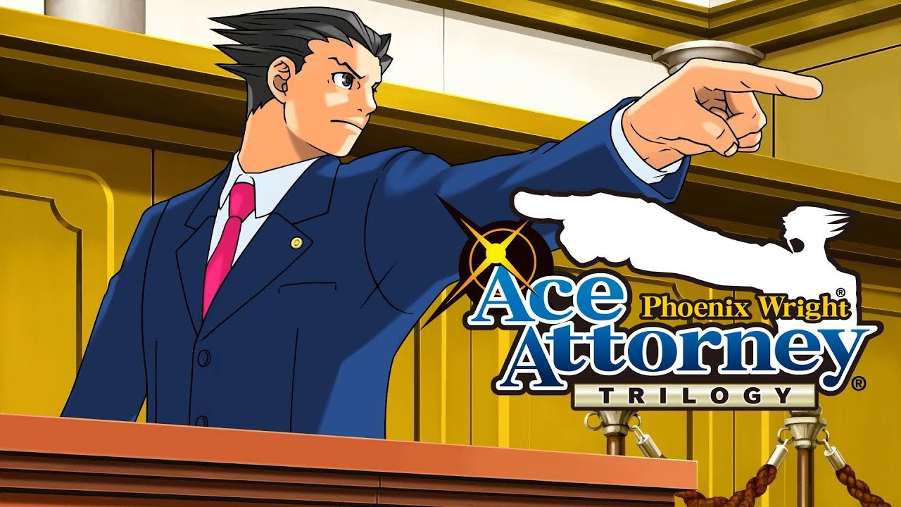 Phoenix Wright: Ace Attorney Trilogy director on updating the graphics to HD