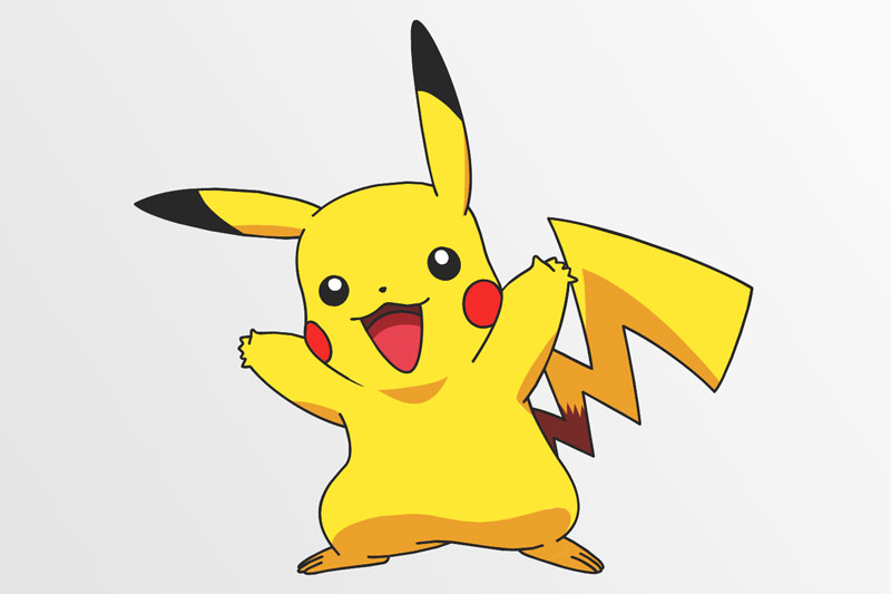 Pokemon Designers On The Creation Of Pikachu Inspired By A Squirrel