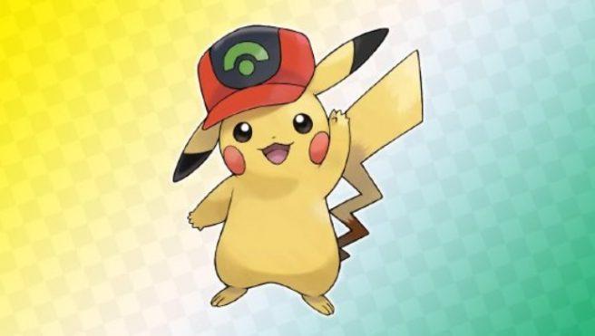 Pokemon Sword/Shield - Ash's Pikachu