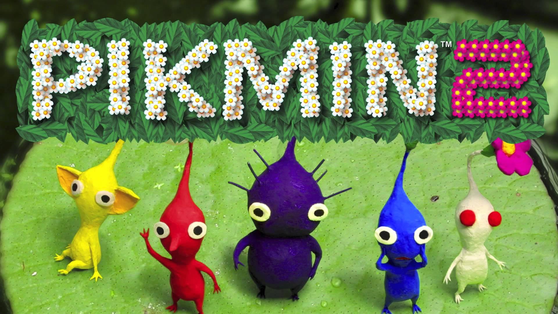 Pikmin 2 Hitting The North American Wii U Eshop Tomorrow
