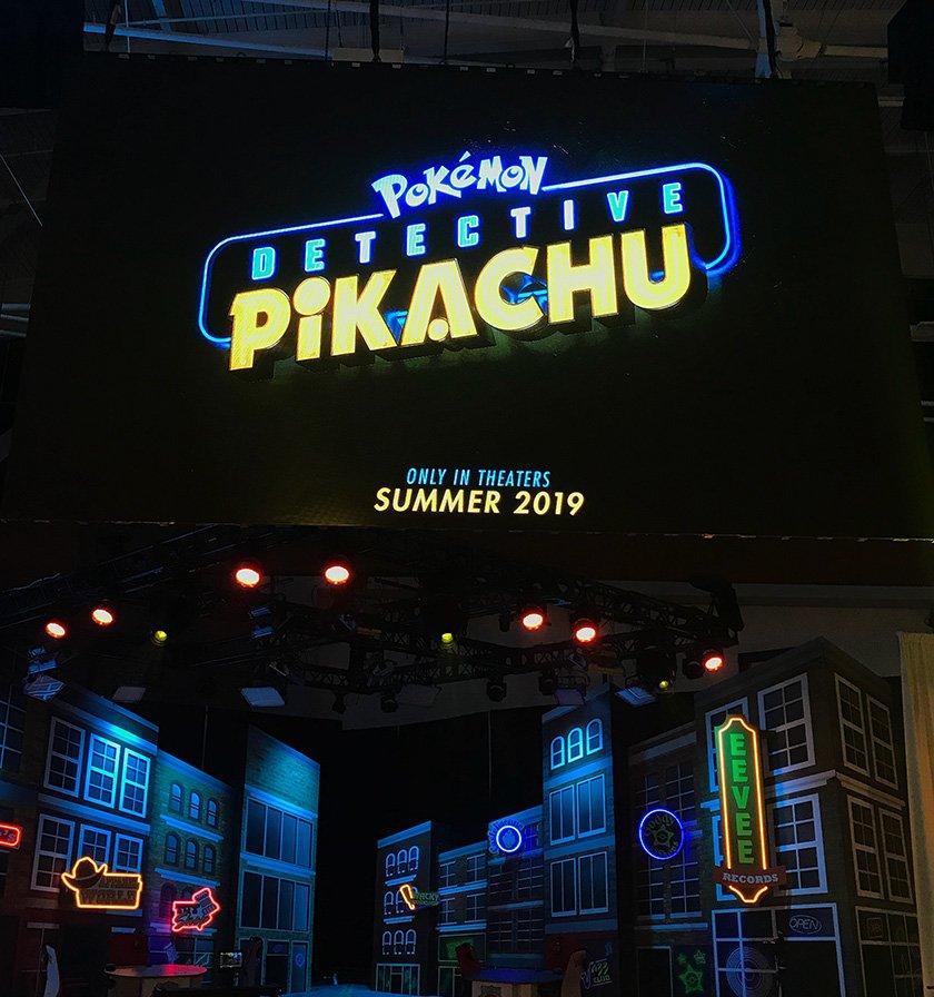 Pokemon Detective pikachu movie 2019 Online