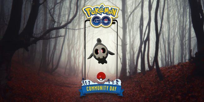 pokemon go community day Duskull