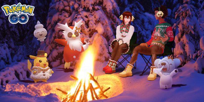Pokemon GO Holiday 2020
