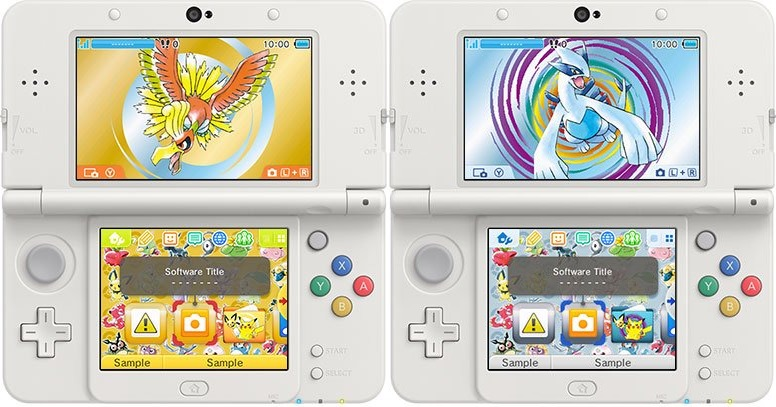 Pokemon Gold Silver 3ds Themes On The Way Nintendo Everything