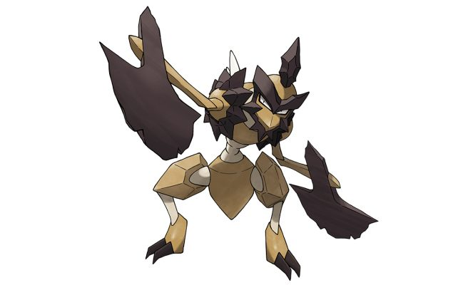 Pokemon Legends: Arceus Kleavor