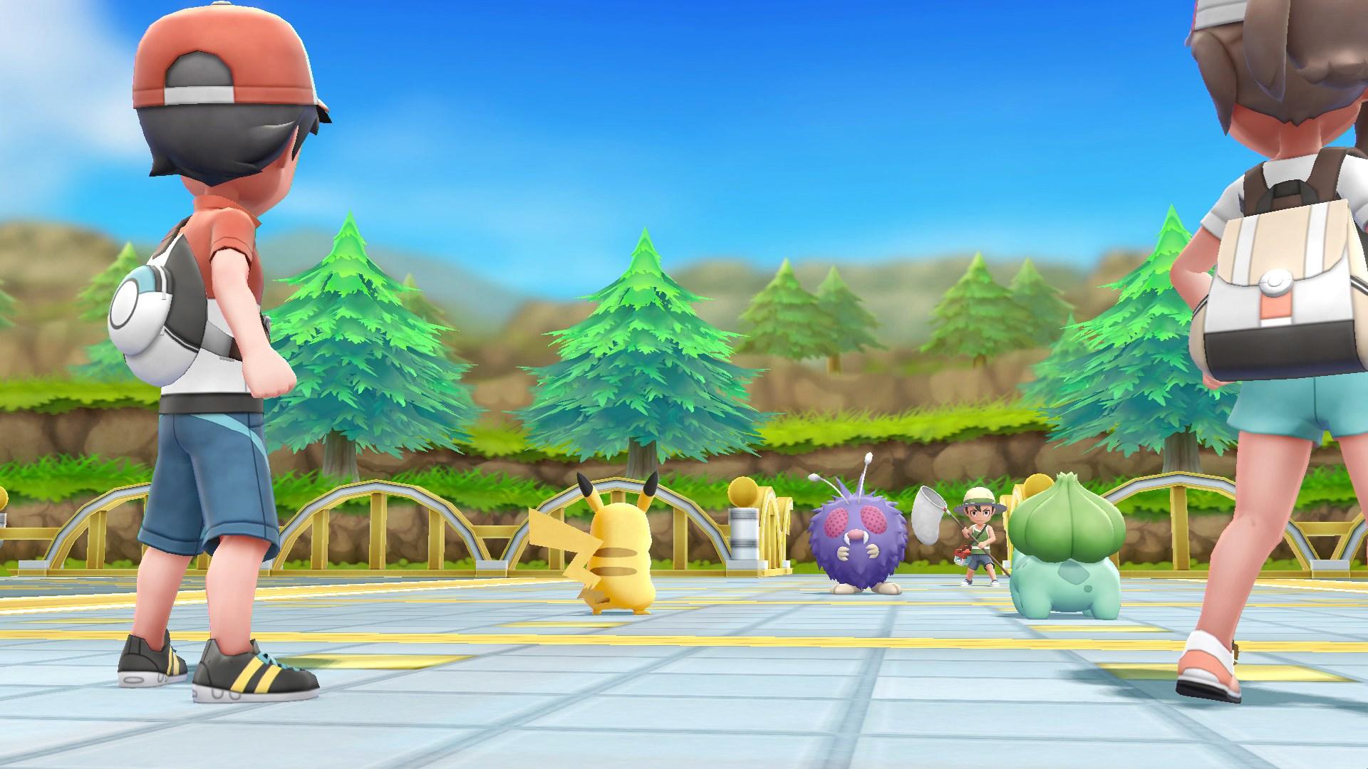 Pokemon president on the Let's Go games, 2019 entry, Poke Ball Plus