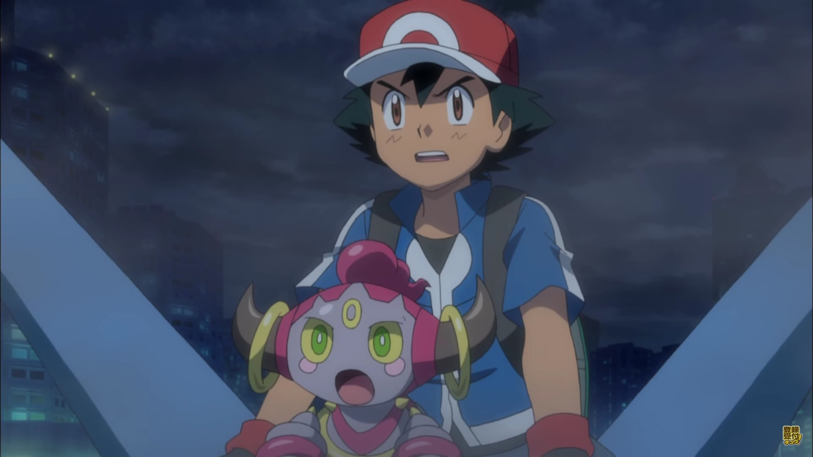 Pokemon The Movie Hoopa And The Clash Of Ages Commercials